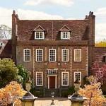 Byfleet Manor, Surrey £3,950,000 Savills  (2)